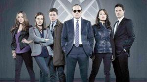 Personajes protagonistas de la serie Agentes de S.H.I.E.L.D.