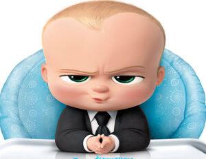 Protagonista de la película Bebé Jefazo.